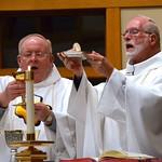 Dn. David and Fr. Ed