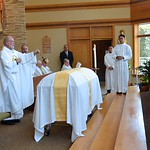 Conclusion of the Mass of Christian Burial