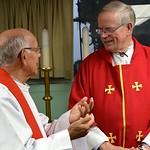 Fr. Richard and Fr. John