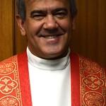 The newest member of the St. Thomas More parish team: Fr. Giovani Pontes