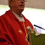 Fr. John van den Hengel was the main celebrant at the parish morning Mass