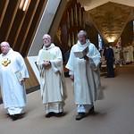 Dn. David, Fr. Ed and Fr. John
